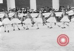 Image of Dancers and musicians perform in Zappeion Hall  Athens Greece, 1920, second 25 stock footage video 65675053228