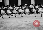 Image of Dancers and musicians perform in Zappeion Hall  Athens Greece, 1920, second 29 stock footage video 65675053228