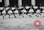 Image of Dancers and musicians perform in Zappeion Hall  Athens Greece, 1920, second 31 stock footage video 65675053228
