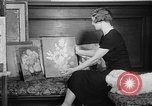 Image of tennis player Helen Wills Moody San Francisco California USA, 1936, second 36 stock footage video 65675053231