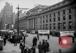 Image of May Day Parade New York City USA, 1941, second 5 stock footage video 65675053241