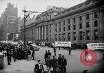 Image of May Day Parade New York City USA, 1941, second 6 stock footage video 65675053241