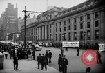 Image of May Day Parade New York City USA, 1941, second 8 stock footage video 65675053241