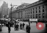 Image of May Day Parade New York City USA, 1941, second 9 stock footage video 65675053241