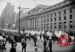 Image of May Day Parade New York City USA, 1941, second 20 stock footage video 65675053241
