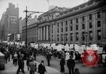 Image of May Day Parade New York City USA, 1941, second 24 stock footage video 65675053241