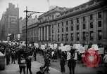Image of May Day Parade New York City USA, 1941, second 27 stock footage video 65675053241