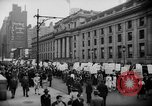 Image of May Day Parade New York City USA, 1941, second 30 stock footage video 65675053241
