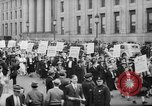 Image of May Day Parade New York City USA, 1941, second 34 stock footage video 65675053241