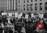 Image of May Day Parade New York City USA, 1941, second 35 stock footage video 65675053241