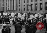 Image of May Day Parade New York City USA, 1941, second 36 stock footage video 65675053241
