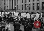 Image of May Day Parade New York City USA, 1941, second 38 stock footage video 65675053241