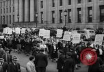 Image of May Day Parade New York City USA, 1941, second 39 stock footage video 65675053241