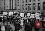 Image of May Day Parade New York City USA, 1941, second 40 stock footage video 65675053241