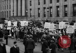 Image of May Day Parade New York City USA, 1941, second 42 stock footage video 65675053241
