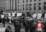 Image of May Day Parade New York City USA, 1941, second 44 stock footage video 65675053241