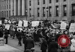 Image of May Day Parade New York City USA, 1941, second 45 stock footage video 65675053241