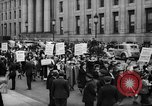 Image of May Day Parade New York City USA, 1941, second 46 stock footage video 65675053241