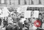 Image of May Day Parade New York City USA, 1941, second 48 stock footage video 65675053241