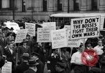 Image of May Day Parade New York City USA, 1941, second 50 stock footage video 65675053241