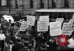 Image of May Day Parade New York City USA, 1941, second 51 stock footage video 65675053241