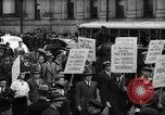 Image of May Day Parade New York City USA, 1941, second 52 stock footage video 65675053241