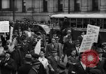 Image of May Day Parade New York City USA, 1941, second 54 stock footage video 65675053241