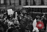 Image of May Day Parade New York City USA, 1941, second 56 stock footage video 65675053241