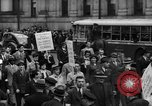 Image of May Day Parade New York City USA, 1941, second 57 stock footage video 65675053241