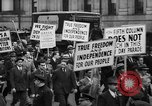 Image of May Day Parade New York City USA, 1941, second 59 stock footage video 65675053241
