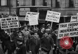 Image of May Day Parade New York City USA, 1941, second 60 stock footage video 65675053241