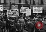 Image of May Day Parade New York City USA, 1941, second 61 stock footage video 65675053241