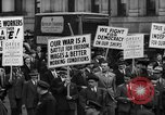 Image of May Day Parade New York City USA, 1941, second 62 stock footage video 65675053241