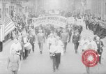 Image of May Day Parade New York City USA, 1941, second 1 stock footage video 65675053243