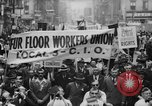 Image of May Day Parade New York City USA, 1941, second 12 stock footage video 65675053243