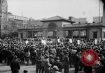 Image of May Day Parade New York City USA, 1941, second 23 stock footage video 65675053243