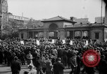 Image of May Day Parade New York City USA, 1941, second 24 stock footage video 65675053243