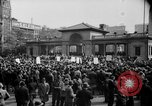 Image of May Day Parade New York City USA, 1941, second 26 stock footage video 65675053243