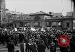 Image of May Day Parade New York City USA, 1941, second 27 stock footage video 65675053243