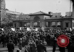 Image of May Day Parade New York City USA, 1941, second 28 stock footage video 65675053243