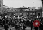 Image of May Day Parade New York City USA, 1941, second 29 stock footage video 65675053243