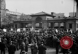 Image of May Day Parade New York City USA, 1941, second 31 stock footage video 65675053243