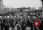 Image of May Day Parade New York City USA, 1941, second 32 stock footage video 65675053243