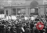 Image of May Day Parade New York City USA, 1941, second 35 stock footage video 65675053243