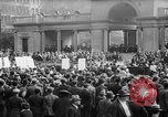 Image of May Day Parade New York City USA, 1941, second 37 stock footage video 65675053243