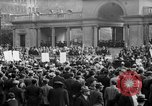 Image of May Day Parade New York City USA, 1941, second 38 stock footage video 65675053243