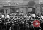 Image of May Day Parade New York City USA, 1941, second 41 stock footage video 65675053243