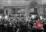 Image of May Day Parade New York City USA, 1941, second 42 stock footage video 65675053243