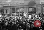 Image of May Day Parade New York City USA, 1941, second 44 stock footage video 65675053243