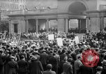 Image of May Day Parade New York City USA, 1941, second 45 stock footage video 65675053243